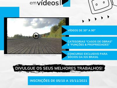 Geossintéticos em Vídeos